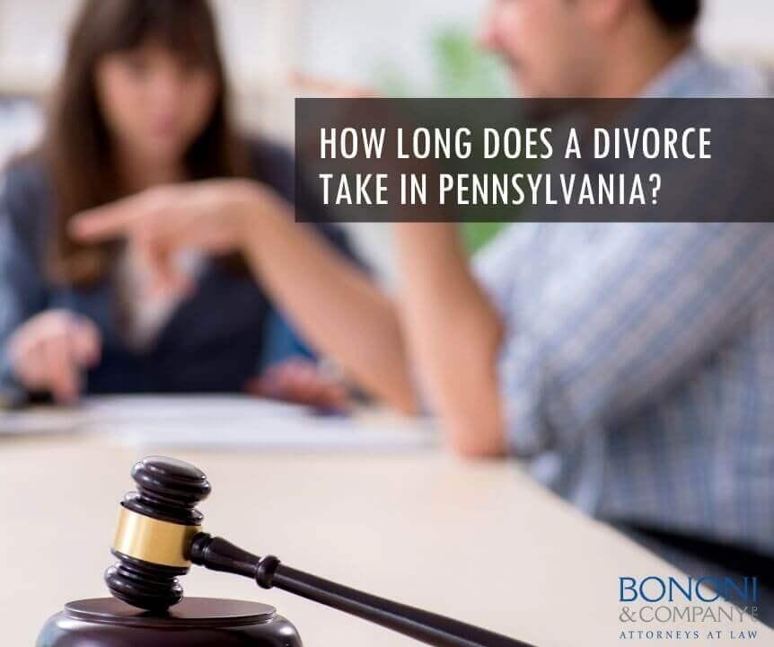 divorce in pennsylvania