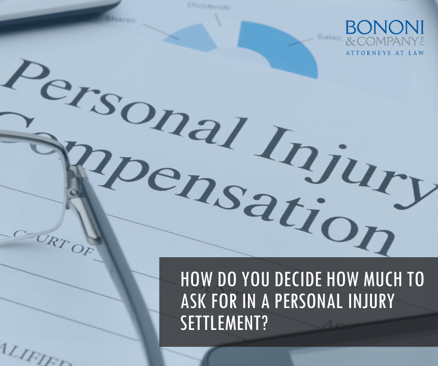 personal injury compensation form