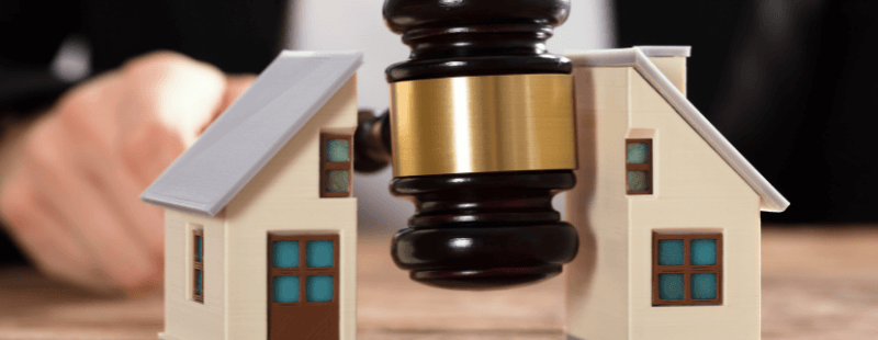 How do I keep my house when getting divorced
