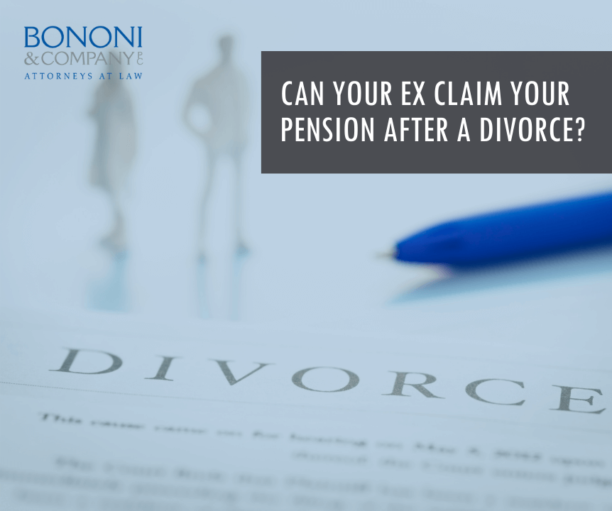 Is a retirement account considered marital property?